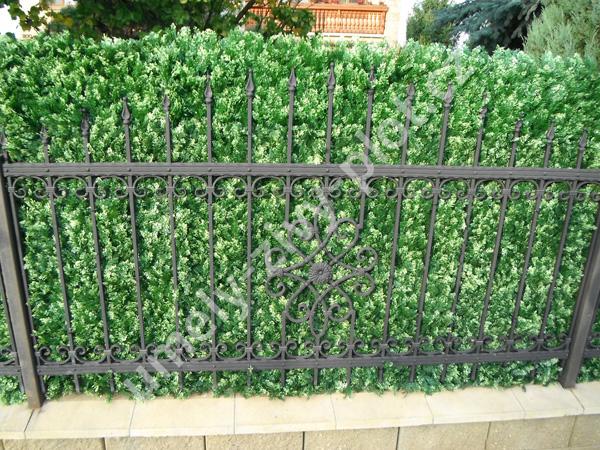 umělý živý plot