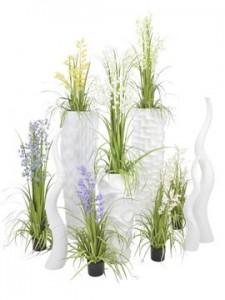 Ukázka květináčů: