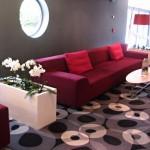 reference - květináče lobby bar hote