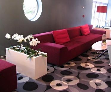 Hotel – lobby bar