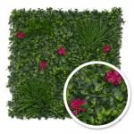 umělá vertikální zahrada - živá stěna